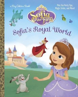 Sofia's Royal World (Disney Junior: Sofia the First)