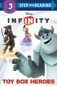 Book cover for Toy Box Heroes (Disney Infinity)