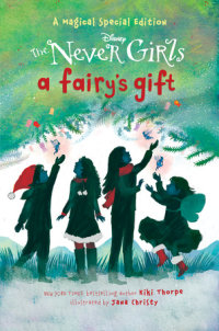 Book cover for A Fairy\'s Gift (Disney: The Never Girls)