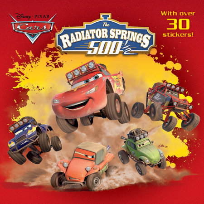 Radiator Springs 500 1/2 (Disney/Pixar Cars)