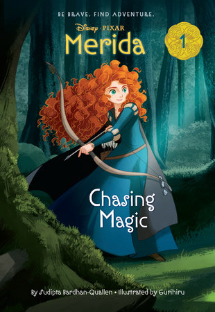 Merida #1: Chasing Magic (Disney Princess)