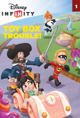 Toy Box Trouble! (Disney Infinity)