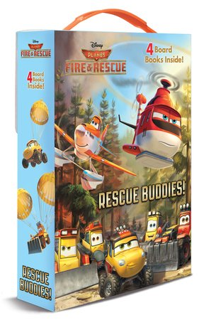 Rescue Buddies! (Disney Planes: Fire & Rescue)