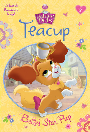 Teacup: Belle's Star Pup (Disney Princess: Palace Pets)