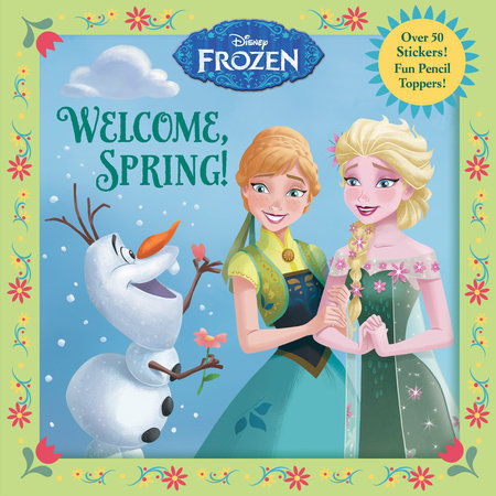 Welcome, Spring! (Disney Frozen)