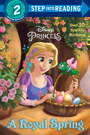A Royal Spring (Disney Princess)