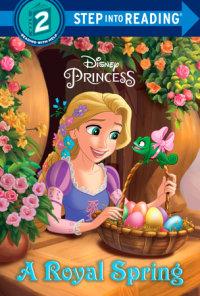 Book cover for A Royal Spring (Disney Princess)