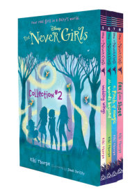 Book cover for The Never Girls Collection #2 (Disney: The Never Girls)