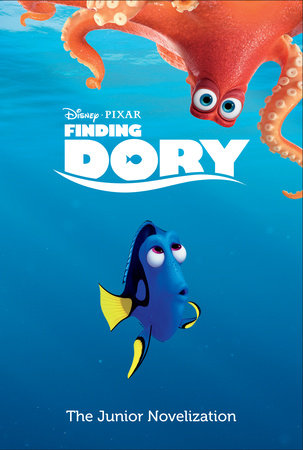 Finding Dory: The Junior Novelization (Disney/Pixar Finding Dory)