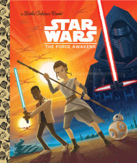 Book cover for Star Wars: The Force Awakens (Star Wars)