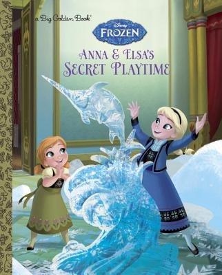 Anna and Elsa's Secret Playtime (Disney Frozen)