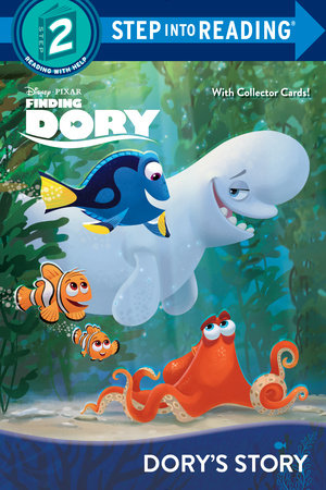 Dory S Story Disney Pixar Finding Dory Step Into Reading