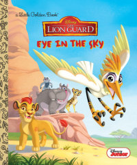 Book cover for Eye in the Sky (Disney Junior: The Lion Guard)