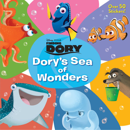 Dory's Sea of Wonders (Disney/Pixar Finding Dory)