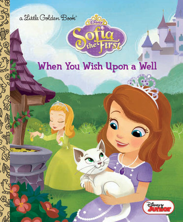 When You Wish Upon a Well (Disney Junior: Sofia the First) - Penguin