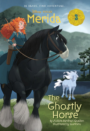 Merida #3: The Ghostly Horse (Disney Princess)
