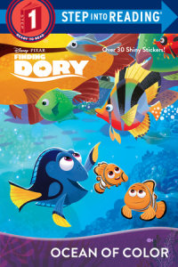 Book cover for Ocean of Color (Disney/Pixar Finding Dory)
