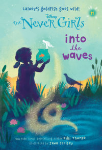 Book cover for Never Girls #11: Into the Waves (Disney: The Never Girls)