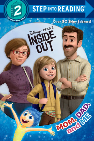 Mom, Dad, and Me (Disney/Pixar Inside Out)