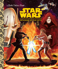 Book cover for Star Wars: Revenge of the Sith (Star Wars)