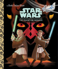 Cover of Star Wars: The Phantom Menace (Star Wars)