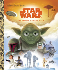 Cover of Star Wars: The Empire Strikes Back (Star Wars) cover