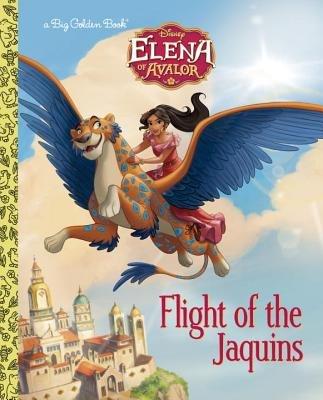 Flight of the Jaquins (Disney Elena of Avalor)