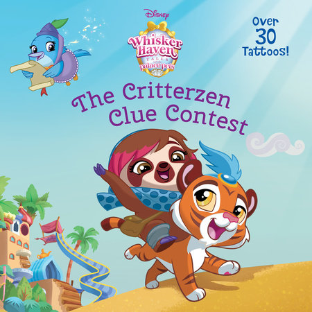 The Critterzen Clue Contest (Disney Palace Pets: Whisker Haven Tales)