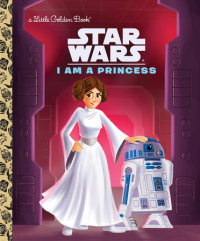 Book cover for I Am a Princess (Star Wars)