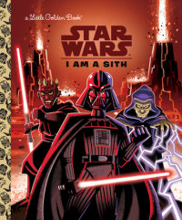Book cover for I Am a Sith (Star Wars)