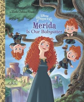 Merida Is Our Babysitter (Disney Princess)