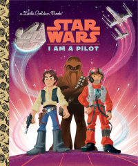 Cover of I Am a Pilot (Star Wars) cover