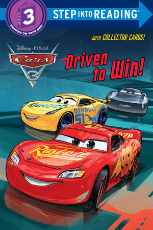 Driven to Win! (Disney/Pixar Cars 3)