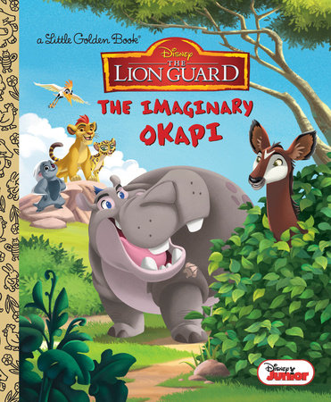 The Imaginary Okapi (Disney Junior: The Lion Guard)