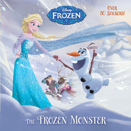 The Frozen Monster (Disney Frozen)