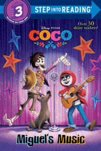 Book cover for Miguel\'s Music (Disney/Pixar Coco)
