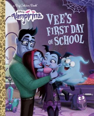 Vee's First Day of School (Disney Junior: Vampirina)