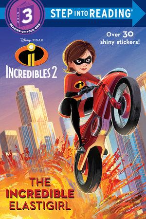 The Incredible Elastigirl Disney Pixar The Incredibles 2