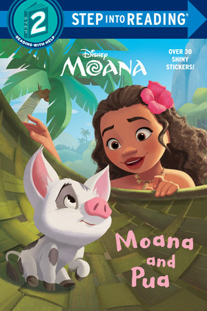 Moana and Pua (Disney Moana)