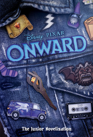 Onward: The Junior Novelization (Disney/Pixar Onward)