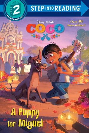 A Puppy for Miguel (Disney/Pixar Coco)