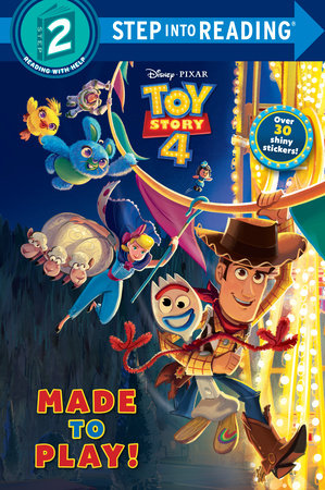 Made to Play! (Disney/Pixar Toy Story 4)
