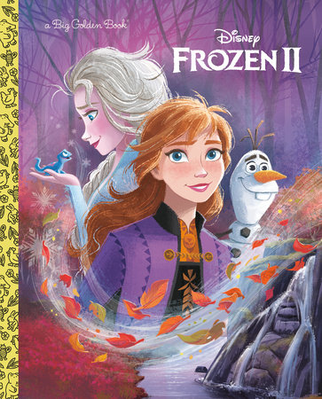 Frozen 2 Big Golden Book (Disney Frozen 2)