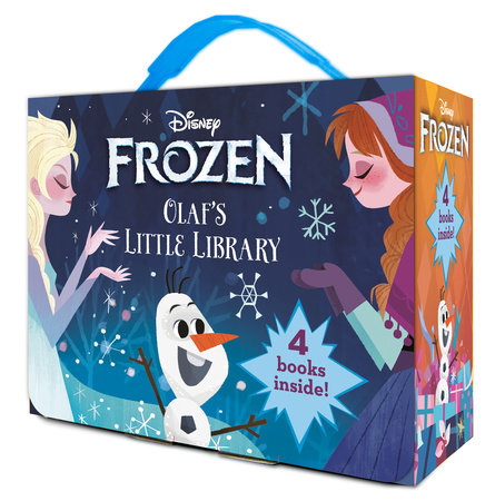 Olaf's Little Library (Disney Frozen)