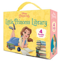 Book cover for Little Princess Library (Disney Princess)