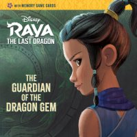 Book cover for The Guardian of the Dragon Gem (Disney Raya and the Last Dragon)