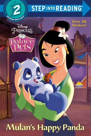 Mulan's Happy Panda (Disney Princess: Palace Pets)