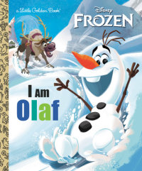 Book cover for I Am Olaf (Disney Frozen)