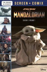 Book cover for The Mandalorian: Season 1: Volume 1 (Star Wars)