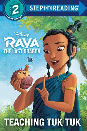 Teaching Tuk Tuk (Disney Raya and the Last Dragon)